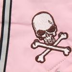 View Image 4 of Pupagonia Skull Dog Parka - Pink
