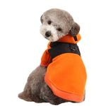 View Image 1 of Puppia Mode Dog Hoodie - Orange