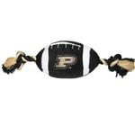 View Image 1 of Purdue Boilermakers Plush Football Dog Toy