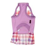 View Image 2 of Purity Dog Dress by Puppia - Purple