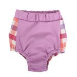 View Image 2 of Purity Dog Sanitary Pants by Puppia - Purple