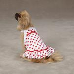 View Image 1 of Queen of Hearts Dog Dress