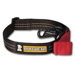 View Image 3 of Quick Draw Dog Leash by RuffWear - Obsidian Black