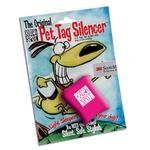 View Image 1 of Quiet Spot Pet Tag Silencer - Pink