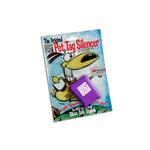 View Image 1 of Quiet Spot Pet Tag Silencer - Purple