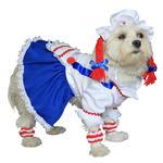 View Image 1 of Rag Doll Halloween Dog Costume