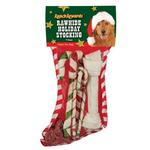 Ranch Rewards Rawhide Holiday Dog Stockings