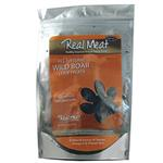 View Image 1 of Real Meat Air Dried Wild Boar Liver Slices Dog Treats