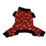View Image 4 of Red Le Chien Dog Pajamas