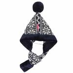 View Image 4 of Reindeer Dog Hat by Pinkaholic - Navy