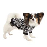View Image 3 of Reindeer Dog Hoodie by Pinkaholic - Navy