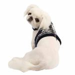 View Image 4 of Reindeer Pinka Dog Harness by Pinkaholic - Navy