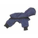 View Image 1 of Reversible 4 Leg Snowsuit - Navy Blue