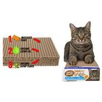 View Image 1 of Ripple Board Cat Scratch Box