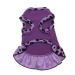 View Image 3 of Rockin' Dice Dog Dress with Scented Patch