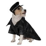 View Image 1 of Rubie's Biker Halloween Dog Costume