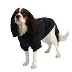 View Image 2 of Rudolph Dog Hoodie by Puppia - Navy Blue
