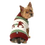 View Image 1 of Rudy's Reindeer Dog Sweater