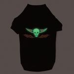 View Image 2 of Ruff N' Tuff Dog T-Shirt - Black
