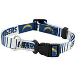 View Image 1 of San Diego Chargers Dog Collar