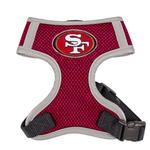 View Image 1 of San Francisco 49ers Dog Harness