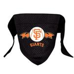 View Image 1 of San Francisco Giants Mesh Dog Bandana