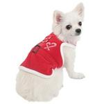 View Image 1 of Santa Claus Dog Harness by Pinkaholic