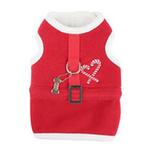 View Image 3 of Santa Claus Dog Harness by Pinkaholic