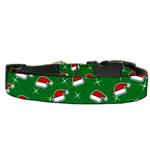 View Image 1 of Santa Hat Nylon Dog Collar