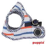View Image 3 of Sappy Dog Harness by Puppia - Navy
