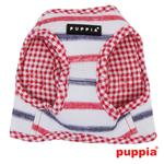 View Image 3 of Sappy Dog Harness by Puppia - Red
