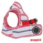 View Image 4 of Sappy Dog Harness by Puppia - Red