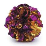 View Image 3 of Savvy Tabby Mylar Ball Cat Toy - 4 Pack