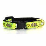 View Image 2 of Say Cheese Cat Collar by Up Country