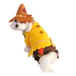 View Image 2 of Scarecrow Halloween Dog Costume