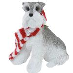 View Image 1 of Schnauzer Christmas Ornament