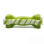 View Image 4 of Seamsters Rubber/Rawhide Green Bone
