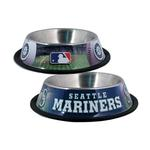 View Image 1 of Seattle Mariners Dog Bowl