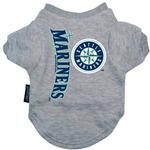 View Image 1 of Seattle Mariners Dog T-Shirt