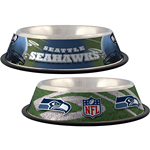 View Image 1 of Seattle Seahawks Dog Bowl