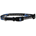 View Image 1 of Seattle Seahawks Dog Collar