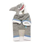 View Image 2 of SharkDog Hoodie by Dogo