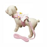 View Image 2 of Sheep Angel Dog Harness with Matching Leash by Klippo
