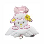 View Image 1 of Sheep Angel Dog Harness with Matching Leash by Klippo