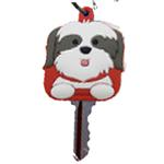 View Image 1 of Shih Tzu Key Cover