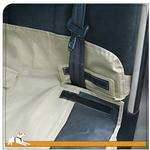 View Image 3 of Shorty Bench Seat Pet Cover by Kurgo
