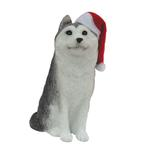 View Image 1 of Siberian Husky Christmas Ornament