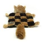 View Image 2 of Sidney the Squirrel Squeaker Mat Dog Toy