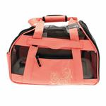 View Image 1 of Signature Comfort Pet Carrier - Coral
