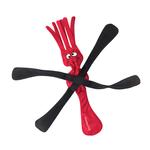 View Image 1 of SillyPulls Dog Toys - Red